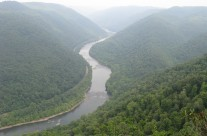Grandview, WV on the New River SE