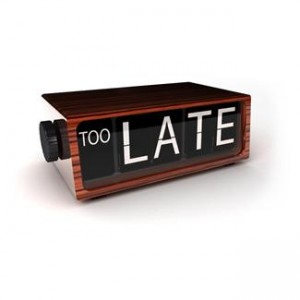 Bookkeeping Mistake #2: Leaving Bookkeeping to the Last Minute